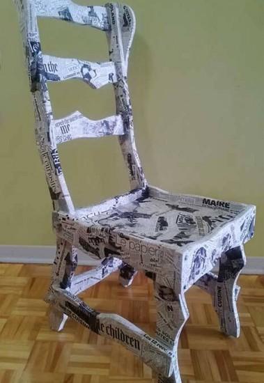 handmade_black-&-white-long-chair